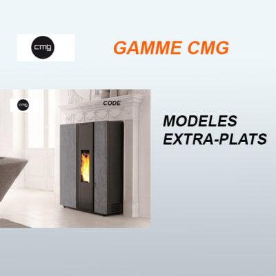 MODELES EXTRA-PLATS
