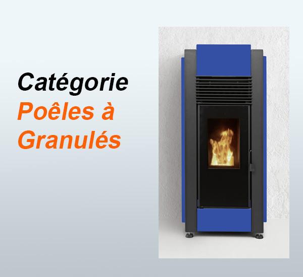 Poêles à granulés design vendus par les Poêles et Cheminées du Girou à Lavalette, près de Toulouse