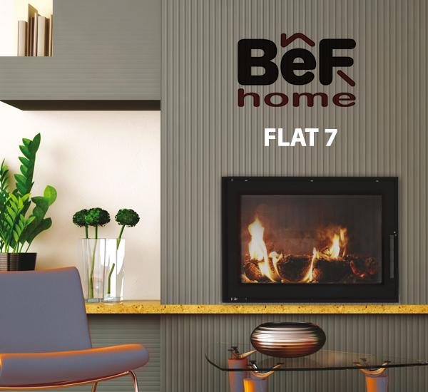 Foyer BeFHOME Modèle FLAT7