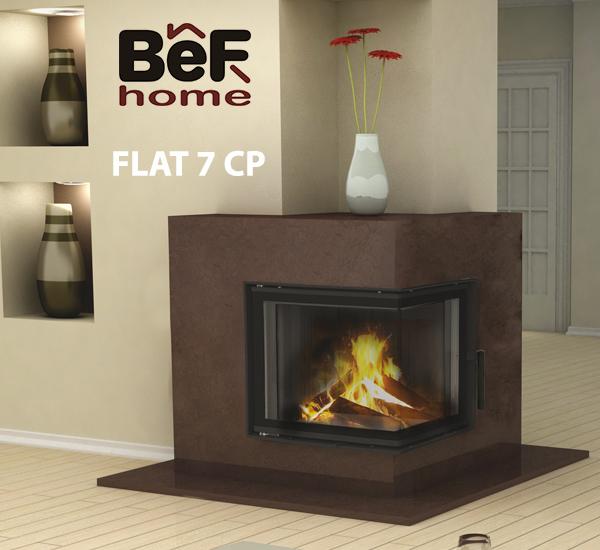 Foyer BeFHOME Modèle FLAT7CP