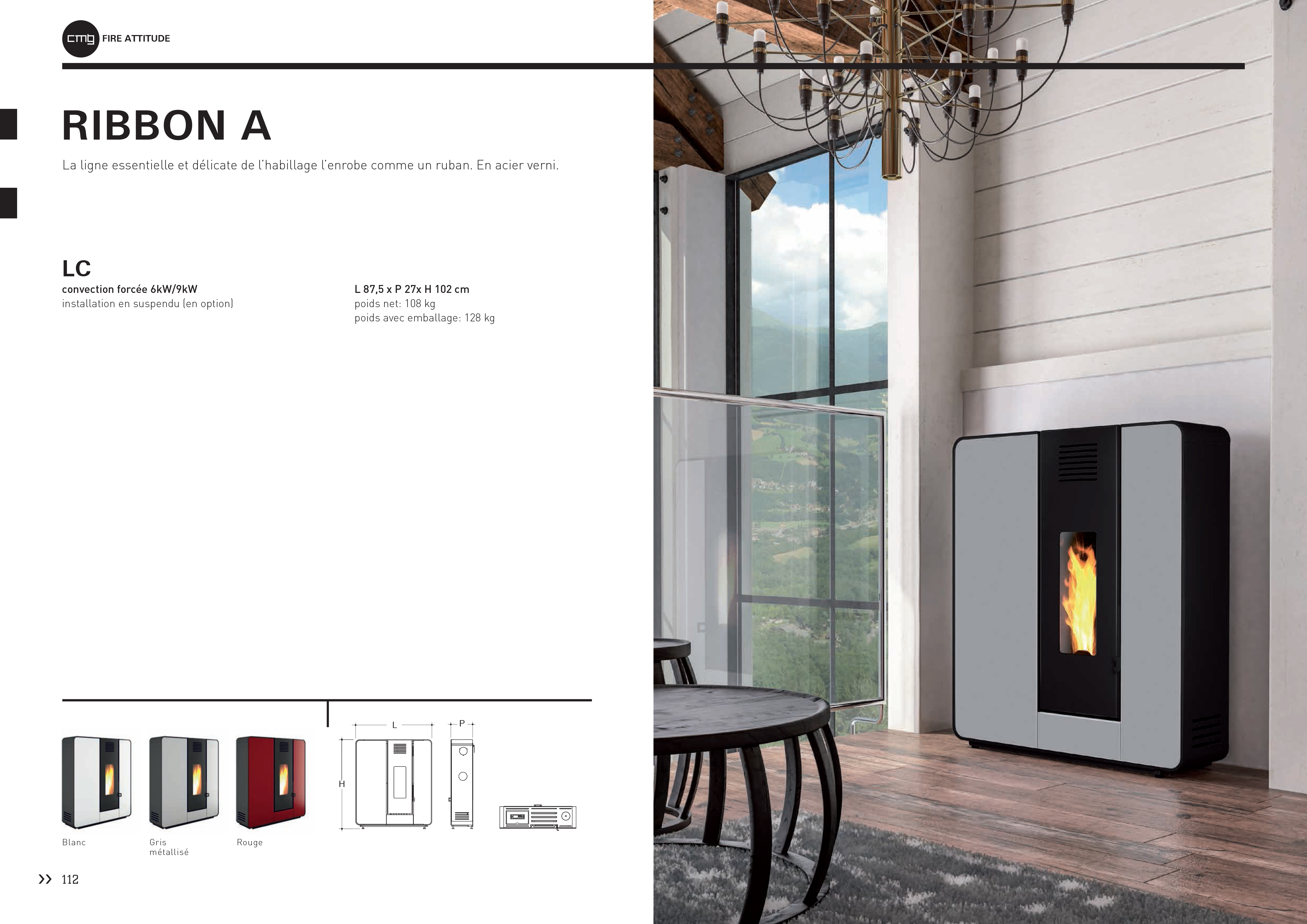 catalogue cmg poele design toulouse. Black Bedroom Furniture Sets. Home Design Ideas